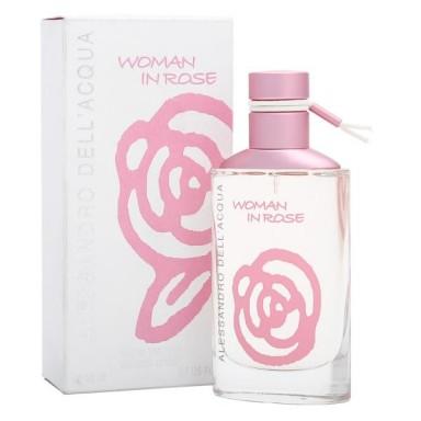 3 Rosa Acqua Profumo 100ml