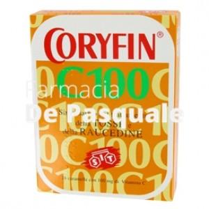 Coryfin C 100*24caramelle