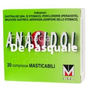 Anacidol*20cpr Mast Tubo