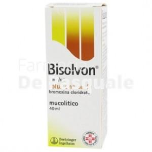 Bisolvon*os Sol Fl 40ml 2mg/ml