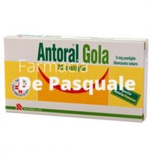Antoral Gola*20past 5mg Mie/li