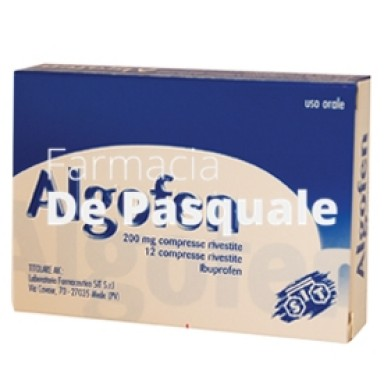Algofen*12cpr Riv 200mg