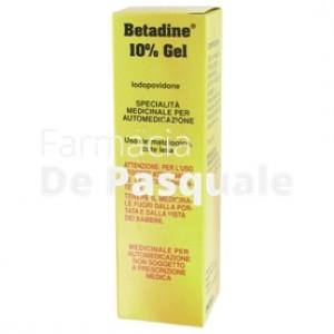 Betadine*gel 30g 10%