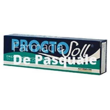 Proctosoll*crema Rett 20g