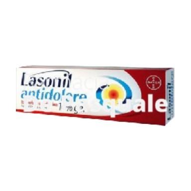 Lasonil Antidolore*gel 50g 10%
