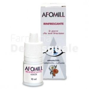 Afomill Rinfrescante Gtt 10ml