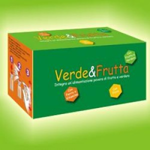 Verde & Frutta Bb 10f 10ml