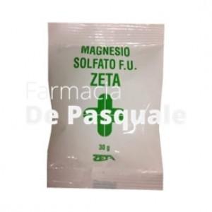 Magnesio Solfato 30g Polv