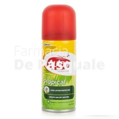 Autan Tropical Spray Sec 100ml