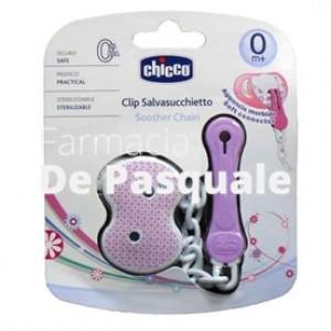 Ch Clip Catenella Rosa Ph