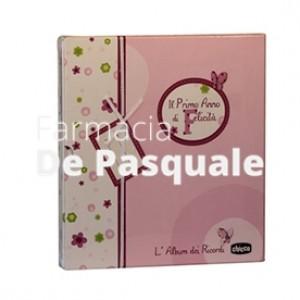 Ch Libro Ricordi Rosa
