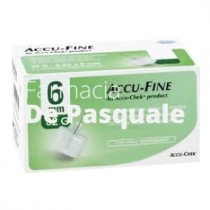 Ago Accu-fine G32 6mm 100pz