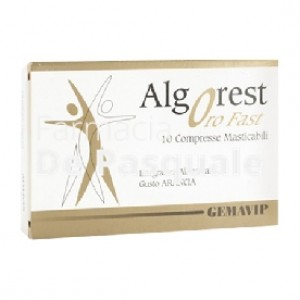 Algorest 10cpr