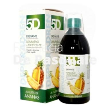 5d Sleever Ananas 300ml